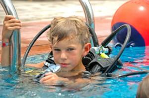 Kurs nurkowania dla dzieci