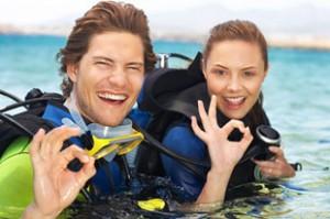 odkryj nurkowanie